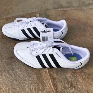 Brand new with tag. Adidas Vibetouch Tennis Shoes.